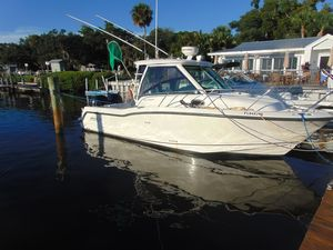 Used Boston Whaler 285 Conquest285 Conquest Saltwater Fishing Boat For Sale