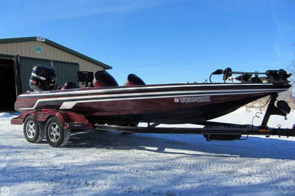 Used Skeeter 20 I Class Series Bass Boat For Sale