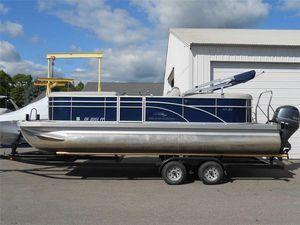 Used Bennington 21 SSRX21 SSRX Pontoon Boat For Sale