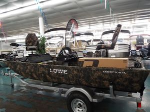 New Lowe SkorpionSkorpion Bass Boat For Sale