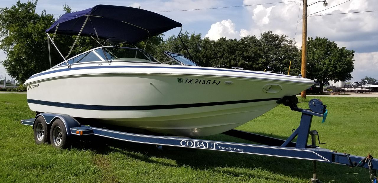 2001 Used Cobalt 226226 Runabout Boat For Sale