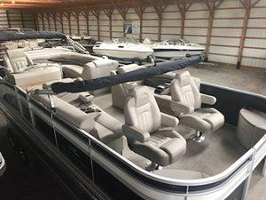 New Bennington 25 RFS - BOW FISHING Pontoon Boat For Sale