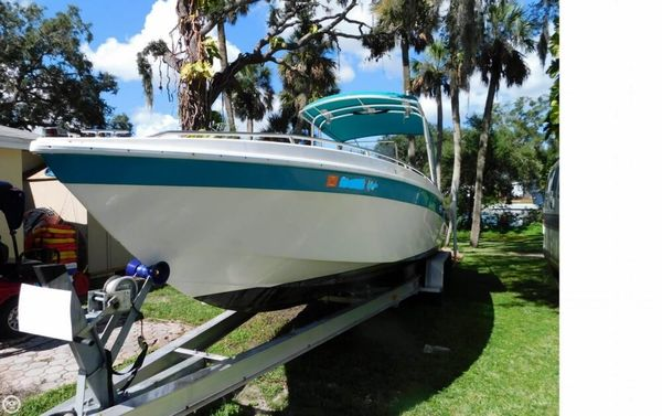 Used Wellcraft 302 Scarab Center Console Fishing Boat For Sale