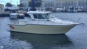 Used Baha Cruisers 30 Pilothouse Boat For Sale