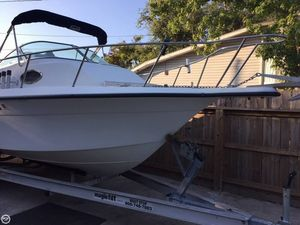 Used Hydra-Sports 230 Walk-Around Walkaround Fishing Boat For Sale