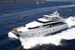 Used Sanlorenzo 100100 Mega Yacht For Sale