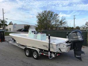 Used Pathfinder 2600 HPS2600 HPS Bay Boat For Sale