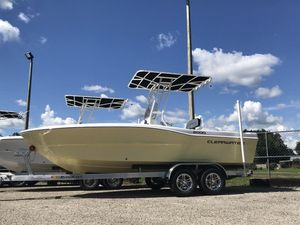 New Clearwater 20002000 Center Console Fishing Boat For Sale