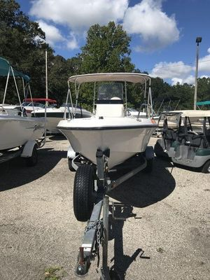 Used Hydra-Sports Seahorse 170Seahorse 170 Center Console Fishing Boat For Sale