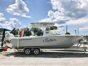 Used Clearwater 2508CC2508CC Center Console Fishing Boat For Sale