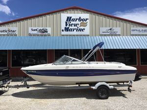 Used Bayliner International 185185 Runabout Boat For Sale