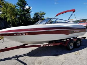 Used Larson 206 Senza206 Senza Bowrider Boat For Sale