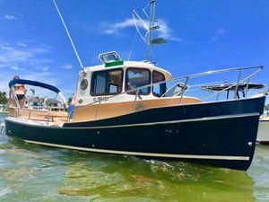 Used Ranger Tugs 21 EC21 EC Tug Boat For Sale