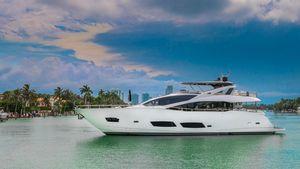 Used Sunseeker YachtYacht Motor Yacht For Sale