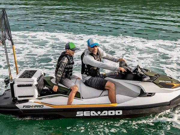 New Sea-Doo Fish ProFish Pro Personal Watercraft For Sale