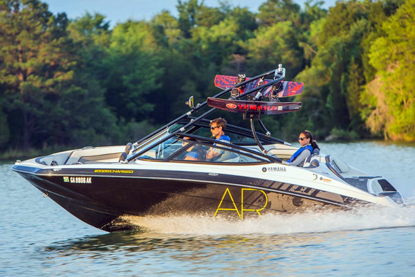 New Yamaha AR192 11402 Bowrider Boat For Sale