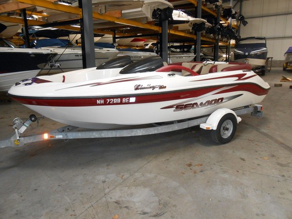 Used Sea Doo 180 Challenger 10665 Jet Boat For Sale