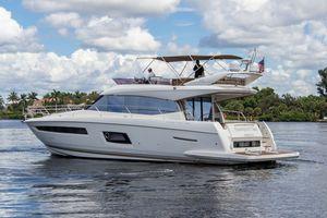 Used Prestige 550 Flybridge Boat For Sale