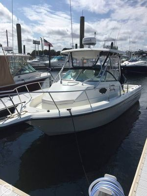 Used Hydra-Sports 230 WA Walkaround Fishing Boat For Sale