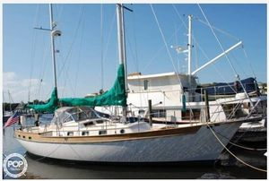 Used Delta 46 Ketch Sailboat For Sale