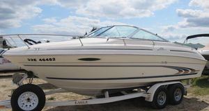 Used Sea Ray 215 Express Cruiser215 Express Cruiser Bowrider Boat For Sale