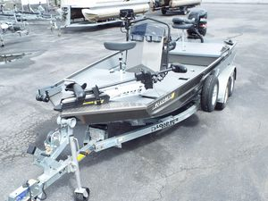 Used Rock Proof Rock Proof Outboard JetRock Proof Outboard Jet Freshwater Fishing Boat For Sale