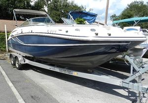 Used Hurricane 24002400 Deck Boat For Sale