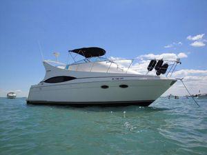 Used Carver 350 Mariner350 Mariner Flybridge Boat For Sale