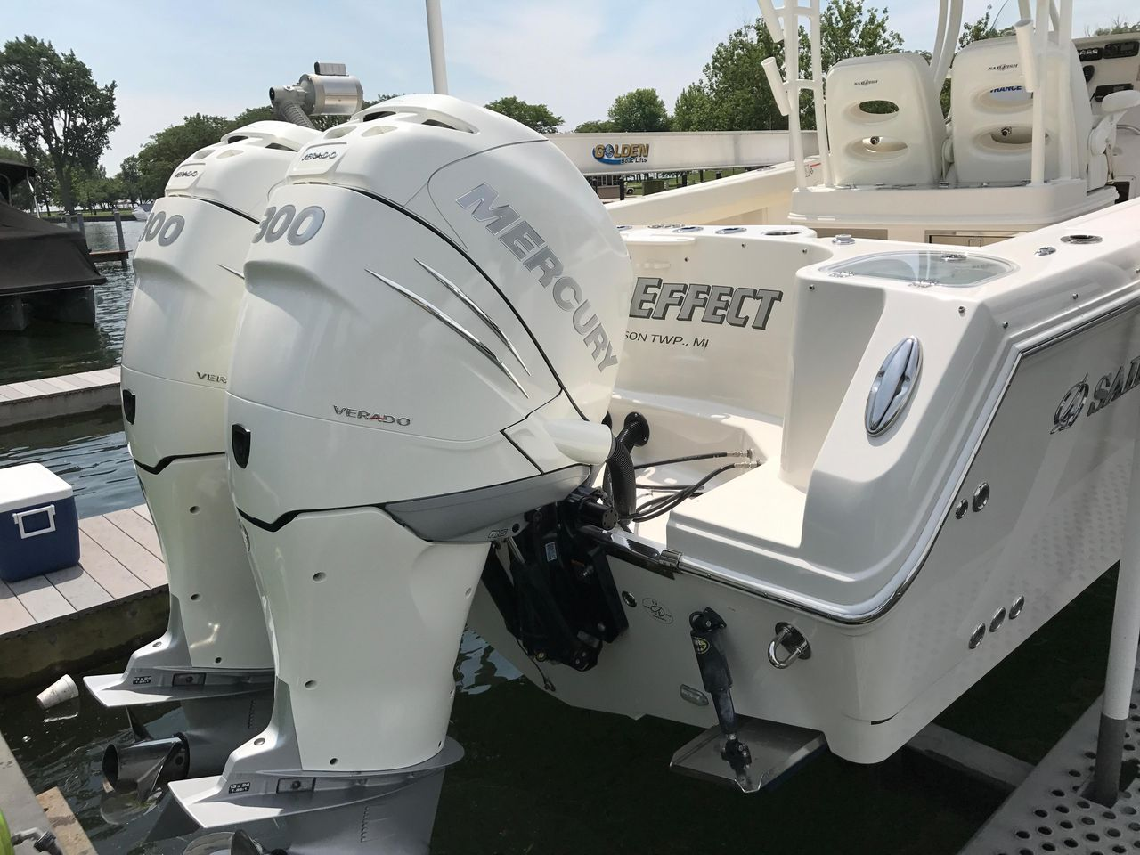 2015 Used Sailfish 290 Cc290 Cc Center Console Fishing Boat For Sale