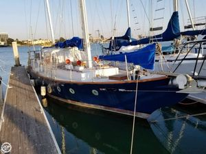 Used Samson 55 Ketch Sailboat For Sale