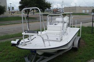Used Shallow Sport 21Sport 21 Saltwater Fishing Boat For Sale