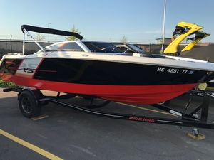 Used Four Winns H190H190 Runabout Boat For Sale