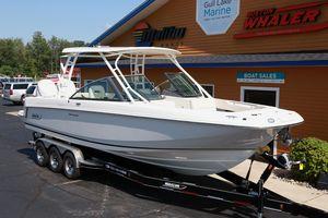 New Boston Whaler 270 Vantage270 Vantage Dual Console Boat For Sale
