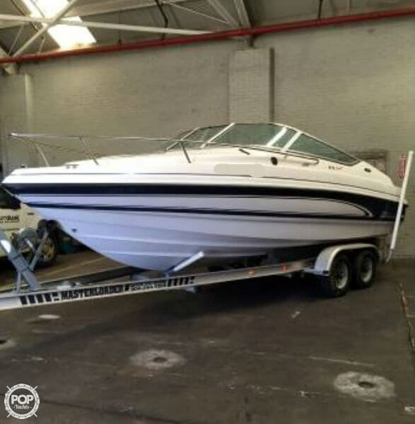 Used Chaparral 2135 SS Cruiser Boat For Sale