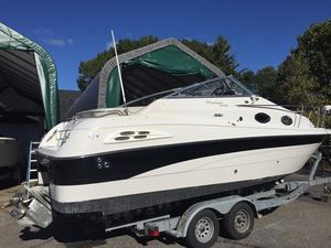 Used Ebbtide 25' MYSTIQUE25' MYSTIQUE Cruiser Boat For Sale