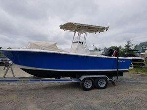 Used Seacraft 200200 Center Console Fishing Boat For Sale