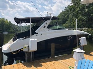 Used Sea Ray 270 Sundancer270 Sundancer Cruiser Boat For Sale
