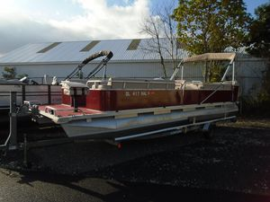 Used Playbuoy Calypso 2422Calypso 2422 Pontoon Boat For Sale