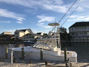 Used Luhrs 30 Open30 Open Saltwater Fishing Boat For Sale
