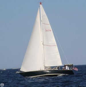 Used C & C Yachts 38-2 Sloop Sailboat For Sale