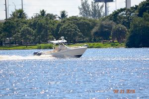 Used World Cat 255 DC255 DC Power Catamaran Boat For Sale