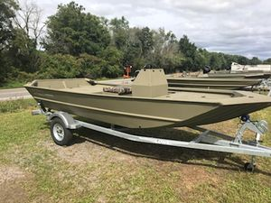 New Lowe Roughneck1660 Pathfinder Jon Boat For Sale