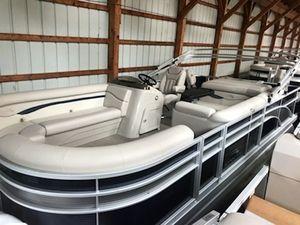New Bennington 21 SLX - STERN FISHING Pontoon Boat For Sale