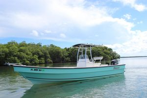 Used Angler Panga 26Panga 26 Center Console Fishing Boat For Sale