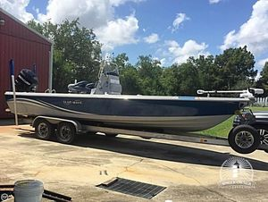 Used Blue Wave Pure Bay 2400 Bay Boat For Sale