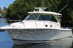 Used Pursuit 385 Offshore385 Offshore Sports Fishing Boat For Sale