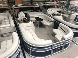 New Bennington 20 SSX - STERN FISHING Pontoon Boat For Sale