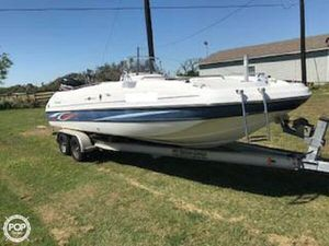 Used Hurricane 231 Sundeck Deck Boat For Sale
