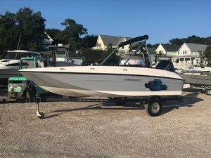 Used Bayliner Element E18Element E18 Deck Boat For Sale