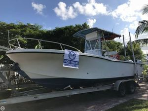 Used Dusky Marine 278 Open Fisherman Center Console Fishing Boat For Sale